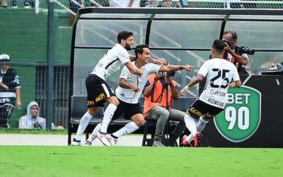 Corinthians marca logo no início e vence clássico contra o São Paulo