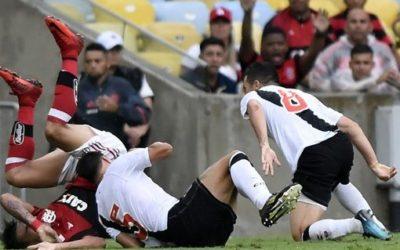 Flamengo e Vasco empatam sem gols e time cruzmaltino se complica