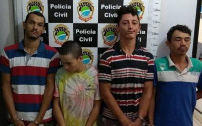Dois dias após 1ª prisão, quadrilha de roubos de carros é desmantelada