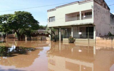 Reflexo da cheia, Aquidauana suspende aulas na rede municipal