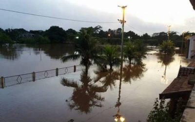 Reinaldo vai a Aquidauana visitar famílias desabrigadas pela enchente