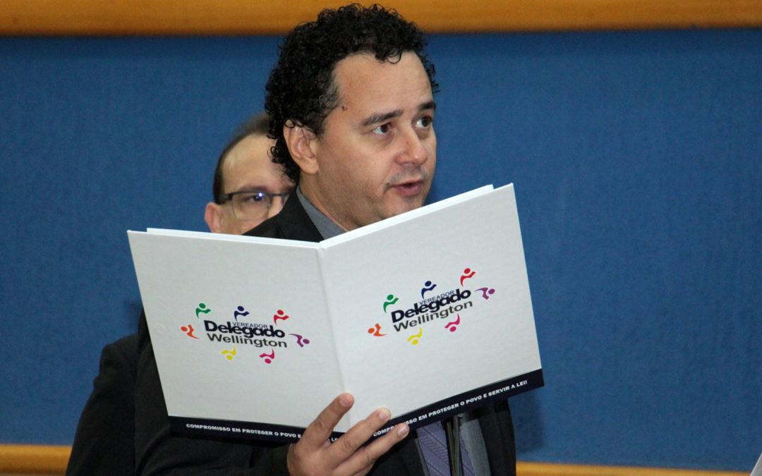 Vereador Delegado Wellington quer mais participação de mulheres na política