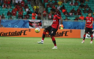 Botafogo negocia empréstimo do volante Marcelo, ex-Vitória